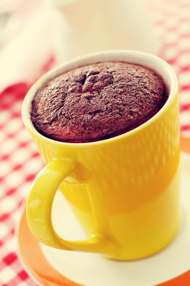 Кекс в кружке за 5 минут / фото ua.depositphotos.com