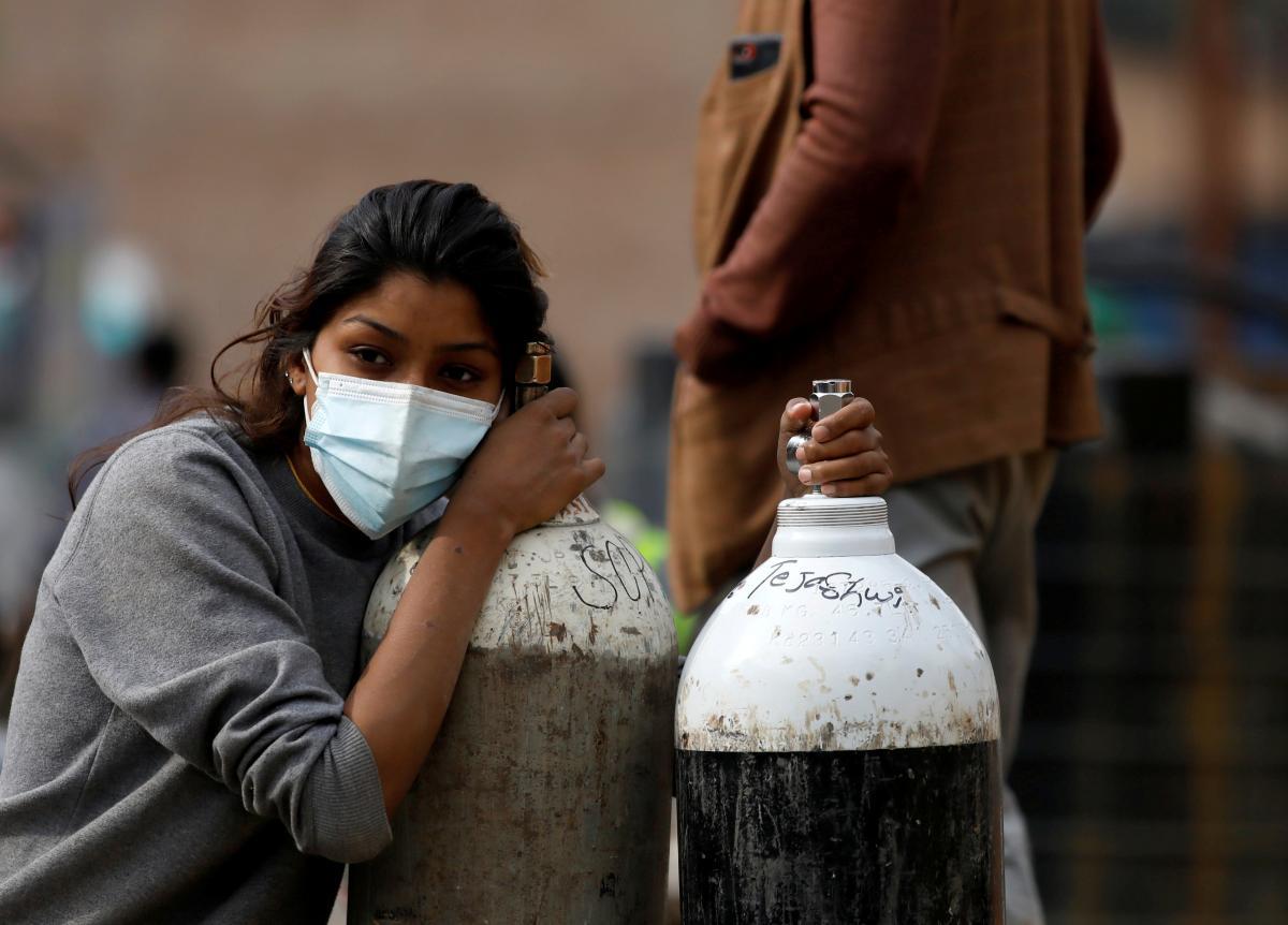 """Появление """"индийского"""" штамма коронавируса в Украине - это вопрос времени / фото REUTERS"""