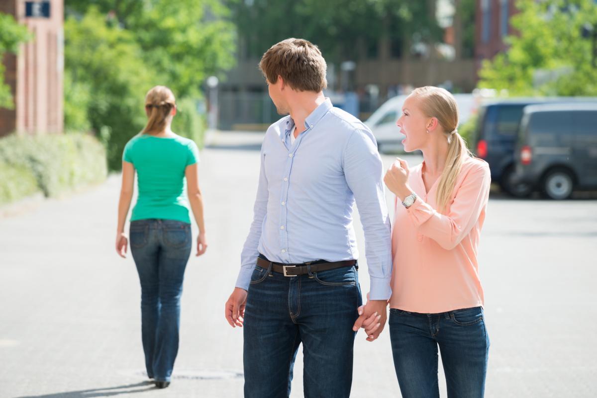 Как побороть собственную ревность: 8 правил и принципов общения / фотоua.depositphotos.com