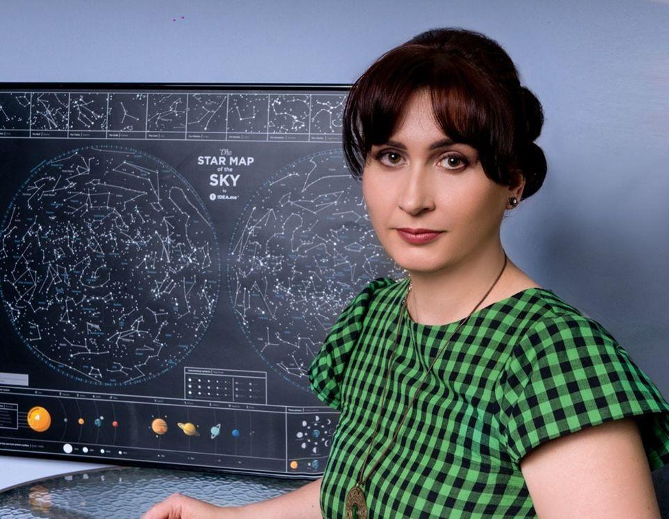 """Астролог: """"С 24 июня по 28 июля – наилучшее время для начала масштабных проектов"""" / фото из личного архива Марины Скади"""