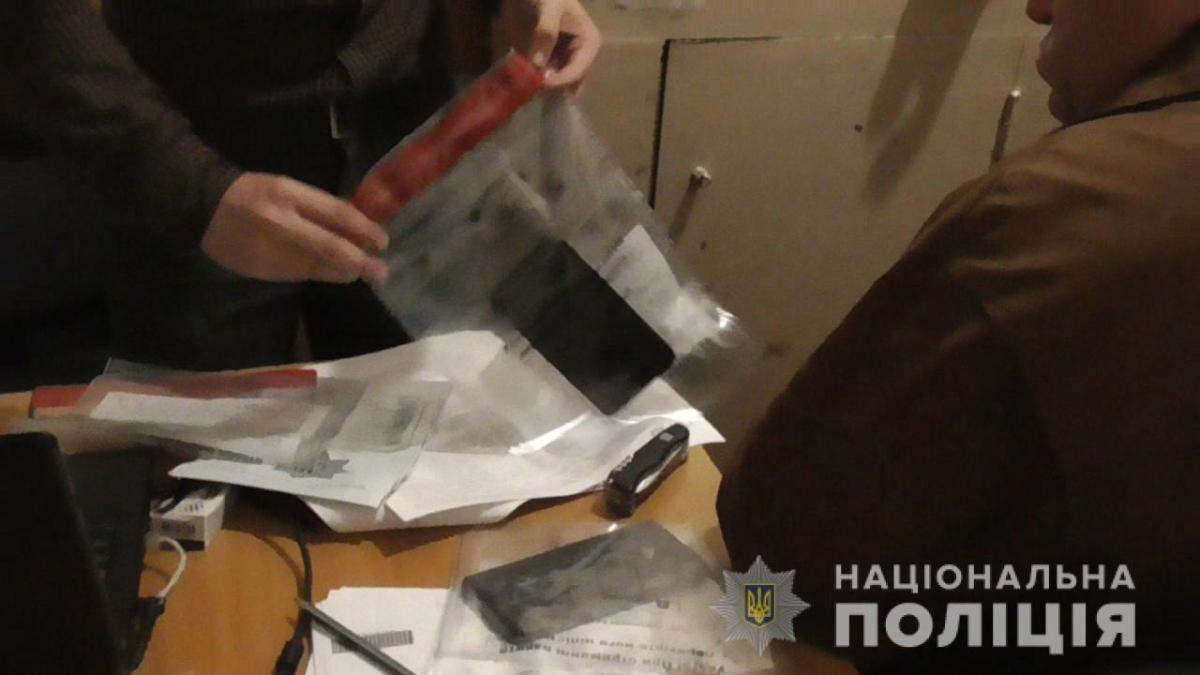 В Одессе задержали банду грабителей / фото od.npu.gov.ua