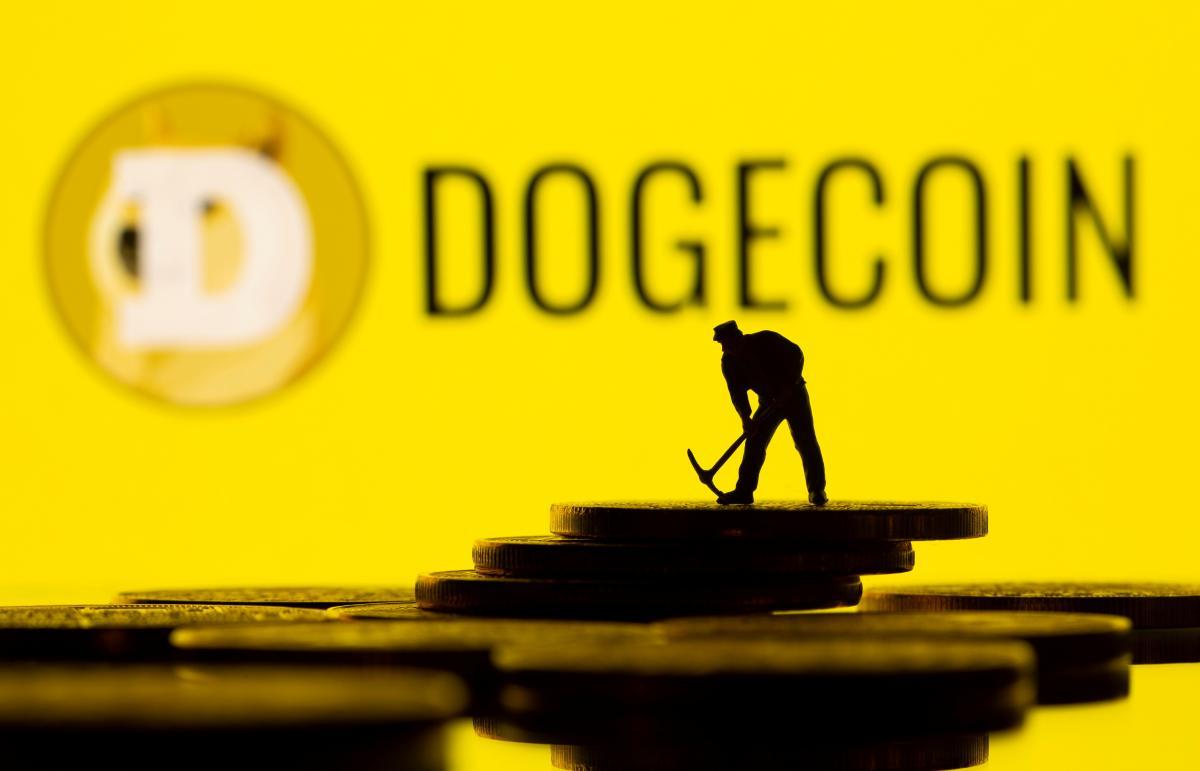 Dogecoin — криптовалюта, основанная на Litecoin/ Фото REUTERS