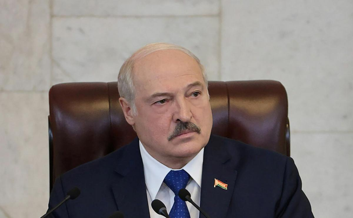 """Lukashenko believes that actions of Ukrainian leadership pose """"additional threat"""" to Republic / photo REUTERS"""