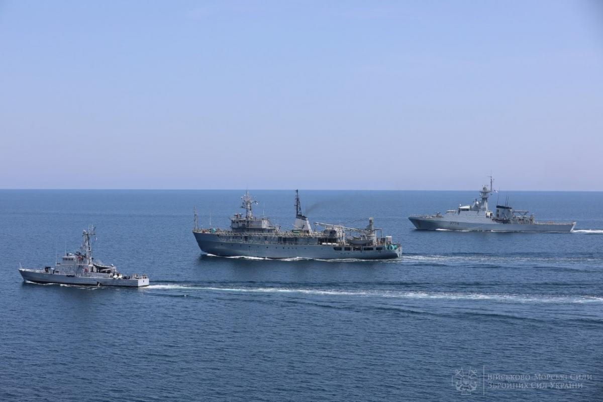 It was a two-day event / Photo from Ukraine's Navy