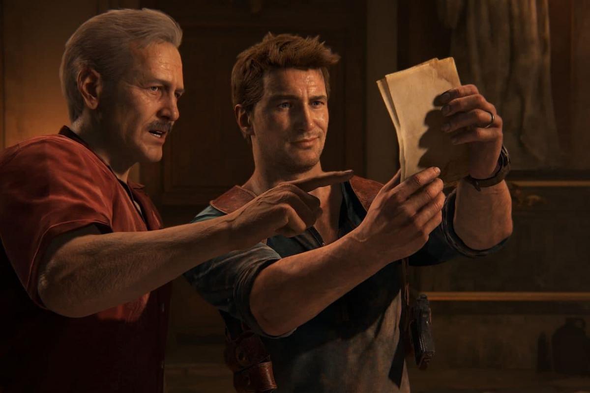 Uncharted 4 на ПК готовится к выходу / кадр из игры