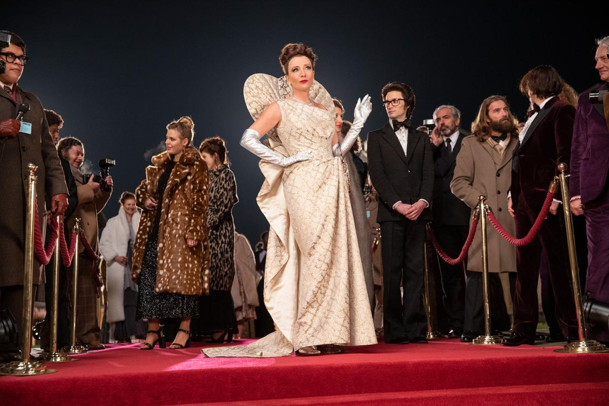 The Baroness performed by Emma Thompson / still from the movie