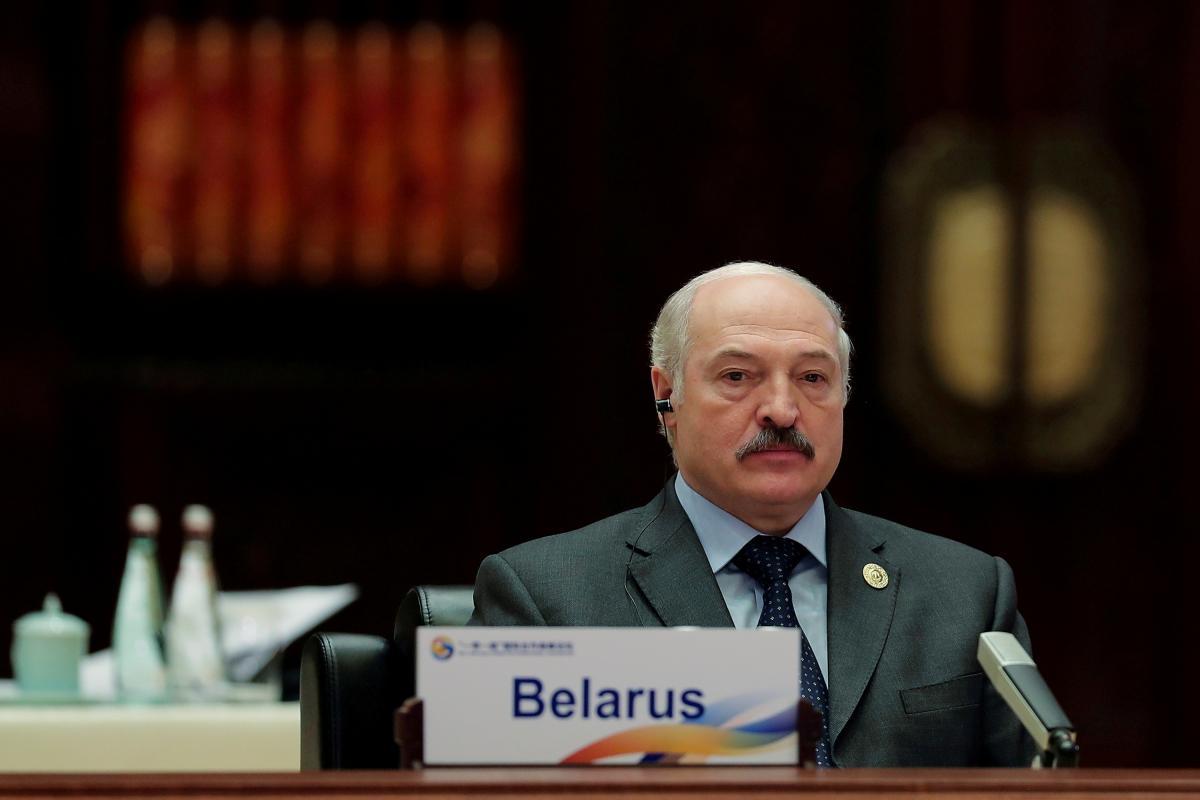 Санкционный пакет против режима Лукашенко передан к рассмотрению СНБО / фото REUTERS