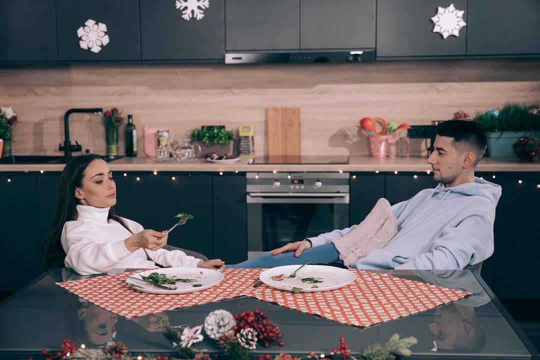 Ксения Мишина и Александр Эллерт рассказали о своих отношениях / фото instagram.com/ellert_a/