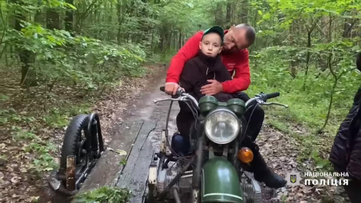 Об исчезновении парня сообщили родители / скриншот из видео