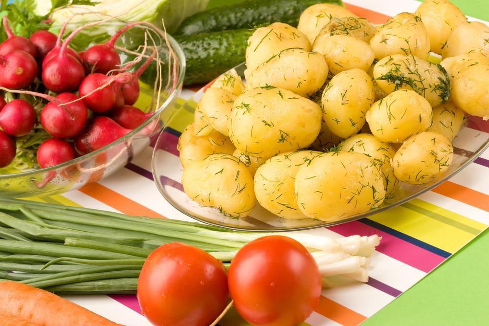 Молодая картошка рецепт / фото ua.depositphotos.com