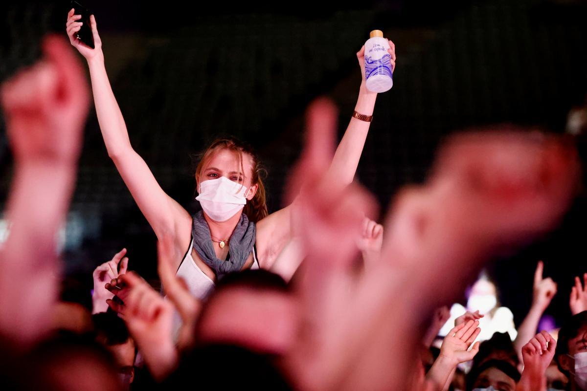 Концертно-фестивальное летом 2021 обещает быть насыщенным / фото REUTERS