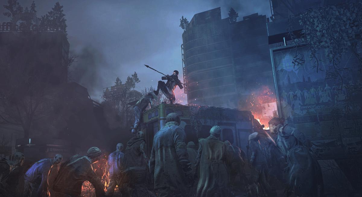 Dying Light 2 вийде 7 грудня на ПК і консолі / фото Techland