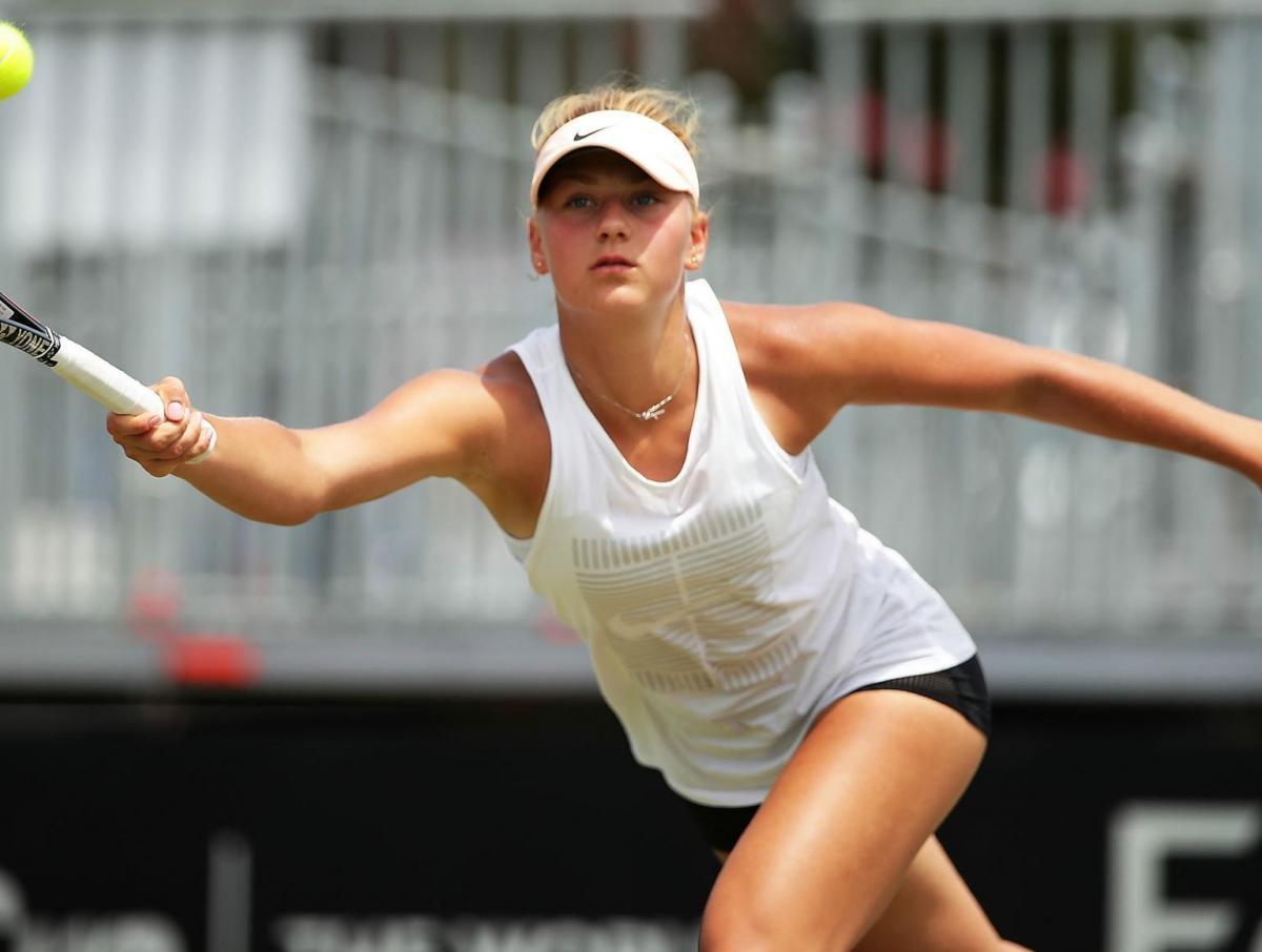 Марта Костюк вышла во второй круг / фото WTA