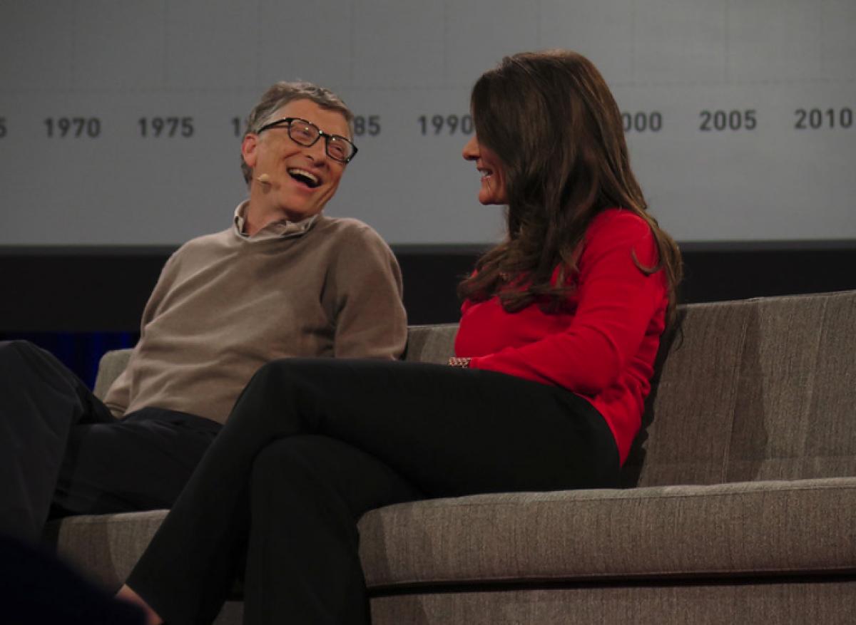 CNN: Развод Билла и Мелинды Гейтс - часть большого тренда