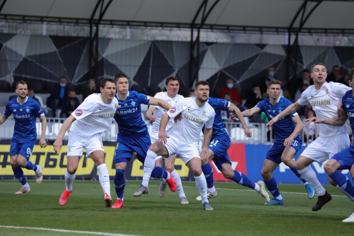 Украинская Премьер-лига: результаты заключительного 26-го тура, итоговая таблица
