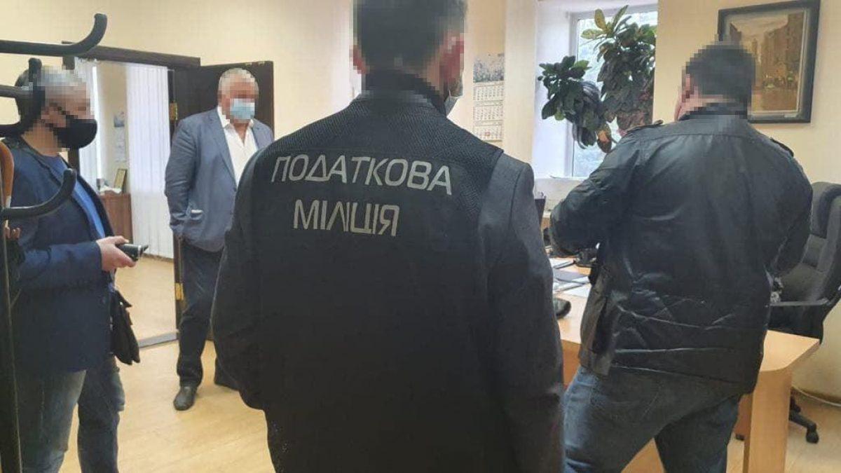 ГФС подозревает Киевтеплоэнерго в недобросовестном использовании 260 миллионов гривень, проводятся обыски