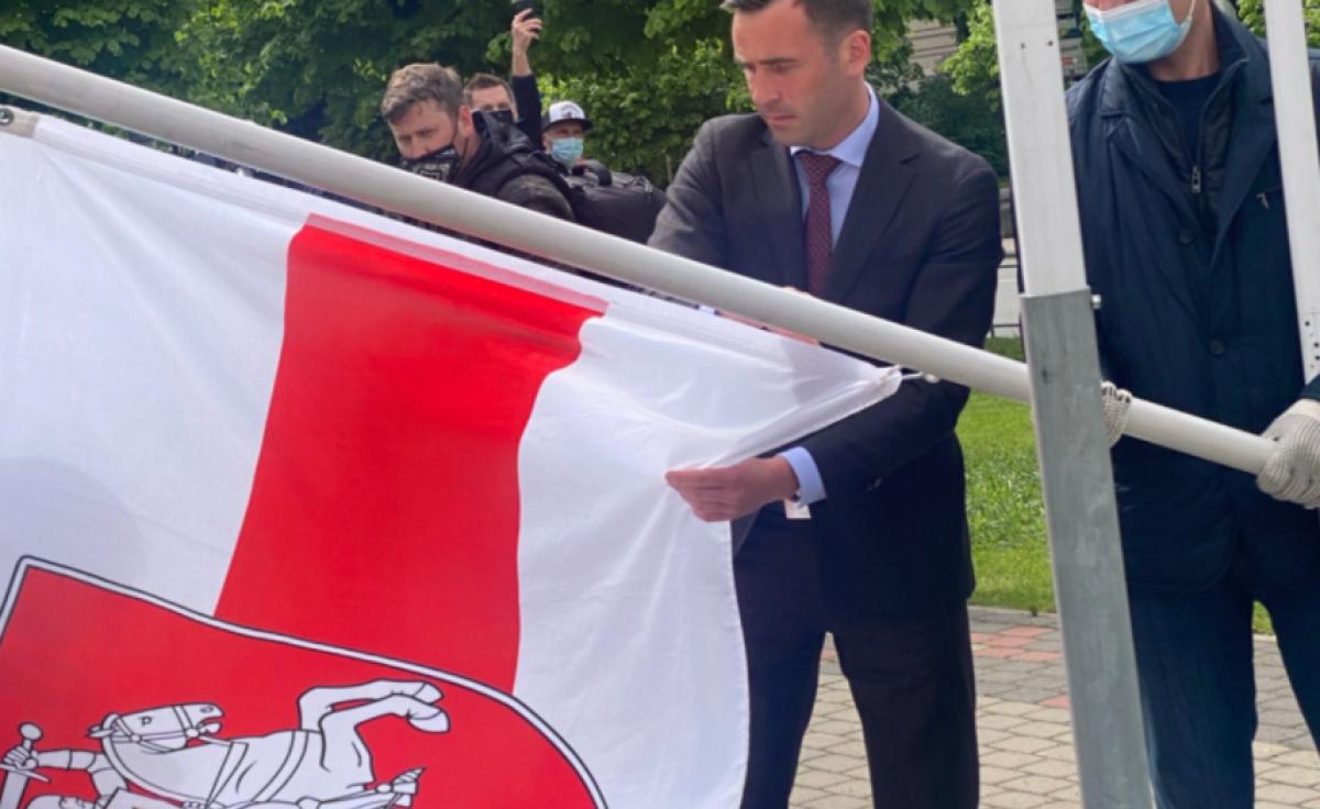 Силовики в Беларуси завели уголовное дело на главу МИД Латвии и мэра Риги