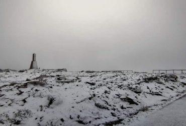 Травневі хуртовини: Португалію накрив потужний снігопад (фото, відео)