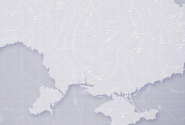 Прогноз погоди в Україні на вечір середи, 12 травня