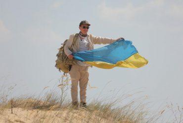 В новом выпуске «Мандруй Україною з Дмитром Комаровим» покажут украинскую Сахару и дикую Херсонщину