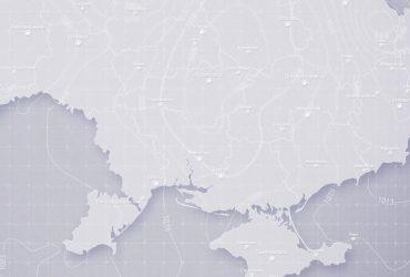 Прогноз погоди в Україні на вечір вівторка, 18 травня