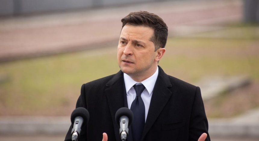 Zelensky: Ukrainians fought against Nazism not to have another war take their lives today