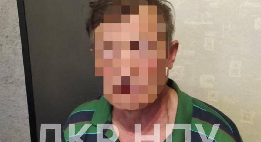 Ждал, когда уйдут соседи: под Харьковом задержали 60-летнего педофила (фото)
