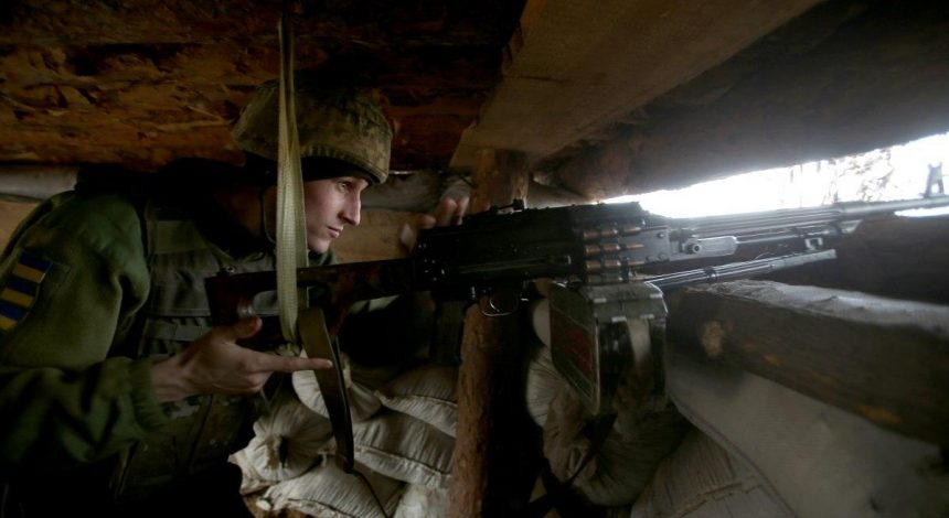 Donbas war: Ukraine records two ceasefire violations on June 13