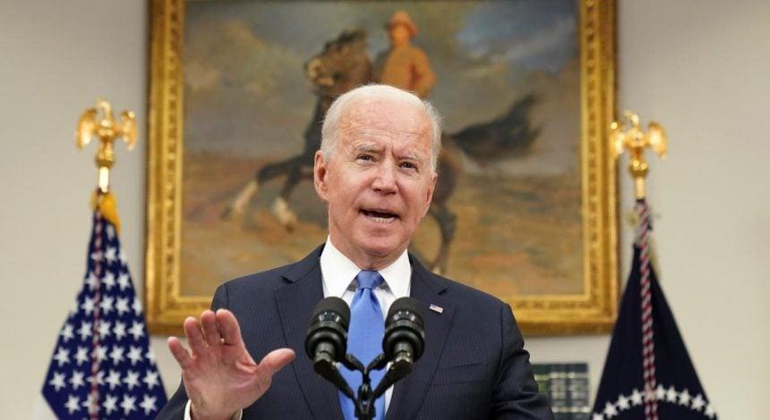 Biden suggests 'autocrat' Putin's Russia might be weaker than it seems – media