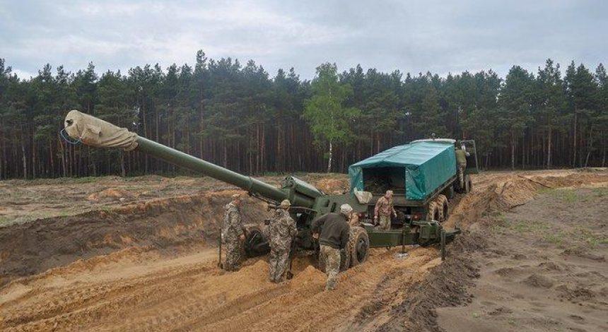 Ukrainian artillery unit partakes in NATO exercise in Poland (Photo)