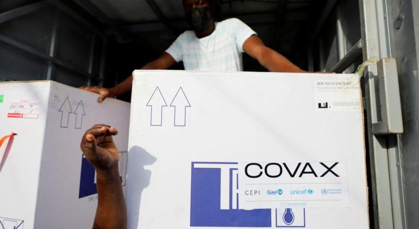 Украина получила 159,6 тысяч доз вакцины CoronaVac в рамках COVAX