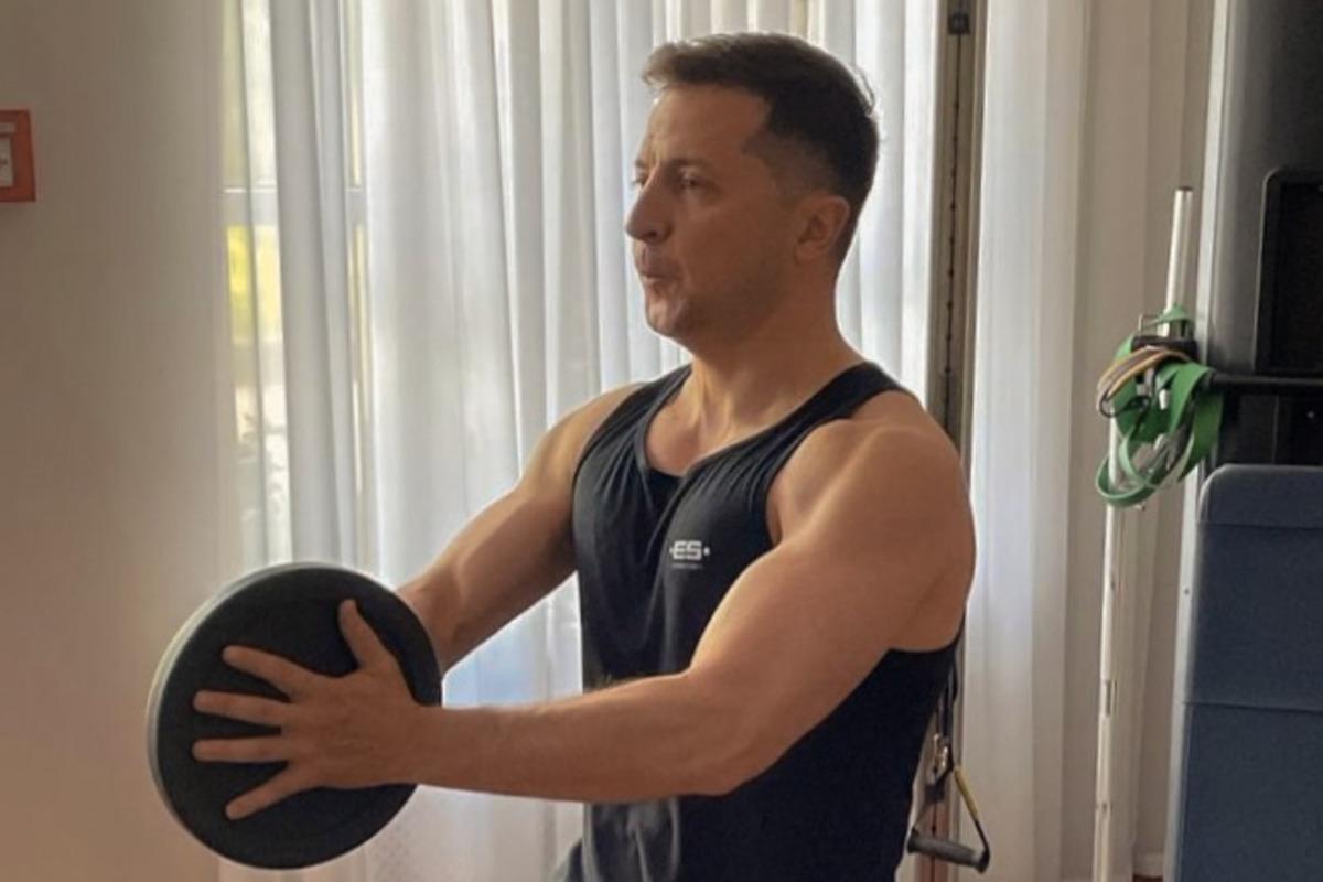 "В ОП стверджують, що Зеленський став ""набагато жорсткішим""/ фото instagram.com/zelenskiy_official"