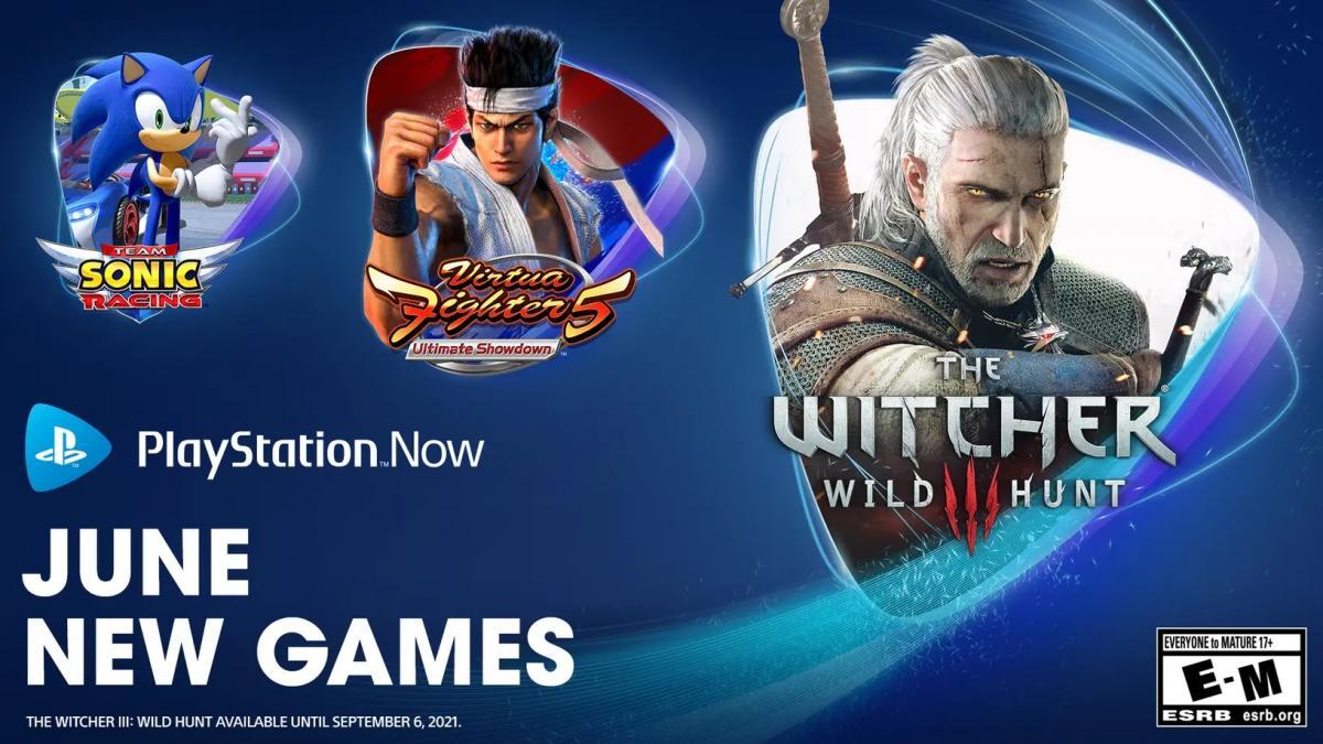 """У червні """"Відьмак 3"""" став доступний користувачам PS Now / фото blog.playstation.com"""