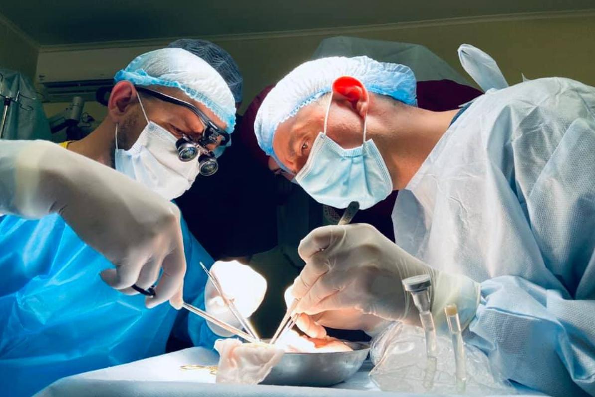 Во Львове провели трансплантацию органов \ Фейсбук Oleg Samchuk