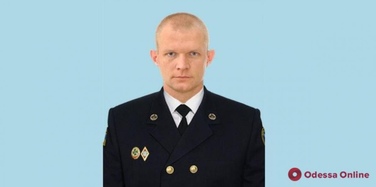 Алексей Чертков/ фото Odessa Online