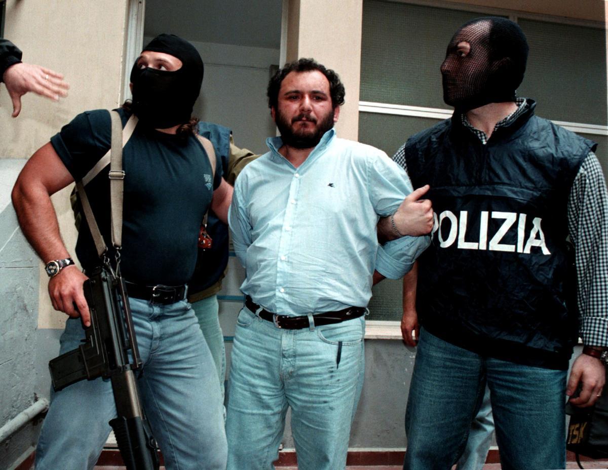 """Джованни Бруска сократил свой срок, """"сдав"""" других членов мафии / фото: Reuters"""