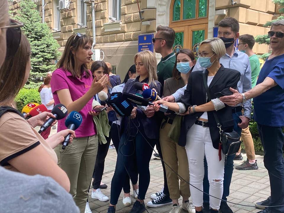 Facebook Юлия Середа
