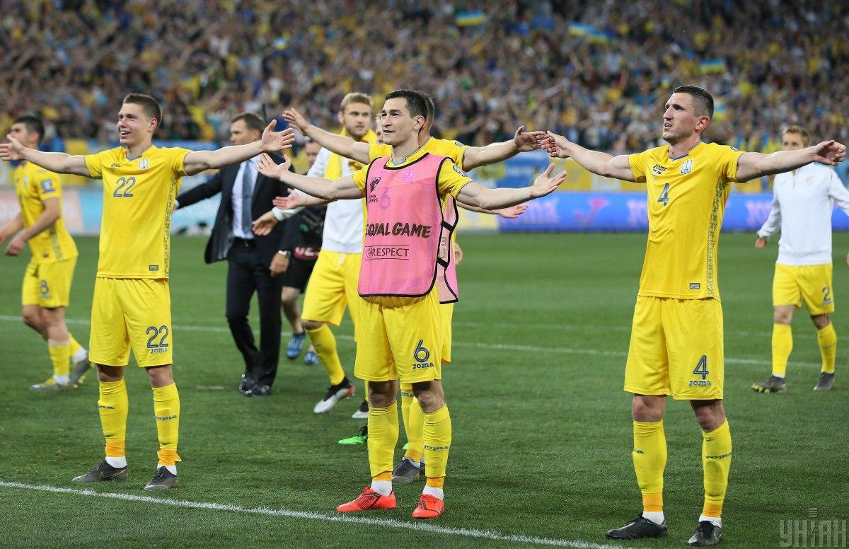 Украина жаждетпоквитаться с Северной Ирландией за болезненное поражение на Евро-2016 / фото УНИАН
