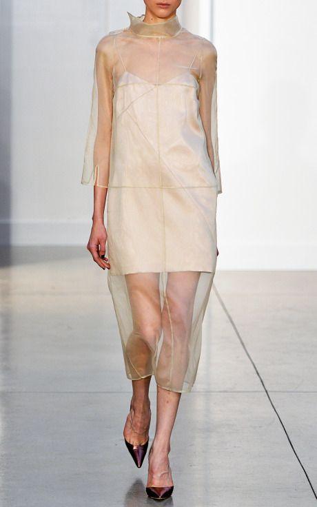 Модные платья лето 2021 / фото Barbara Casasola