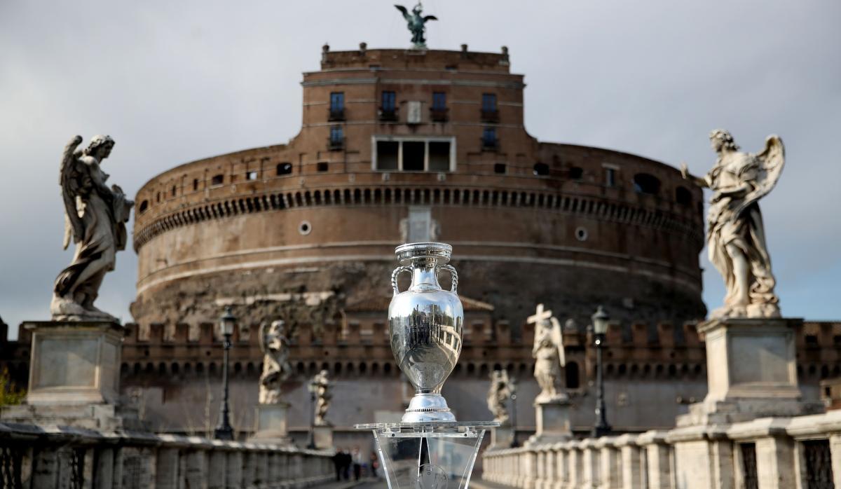 Первый матч Евро-2020 стартует в Риме / фото REUTERS