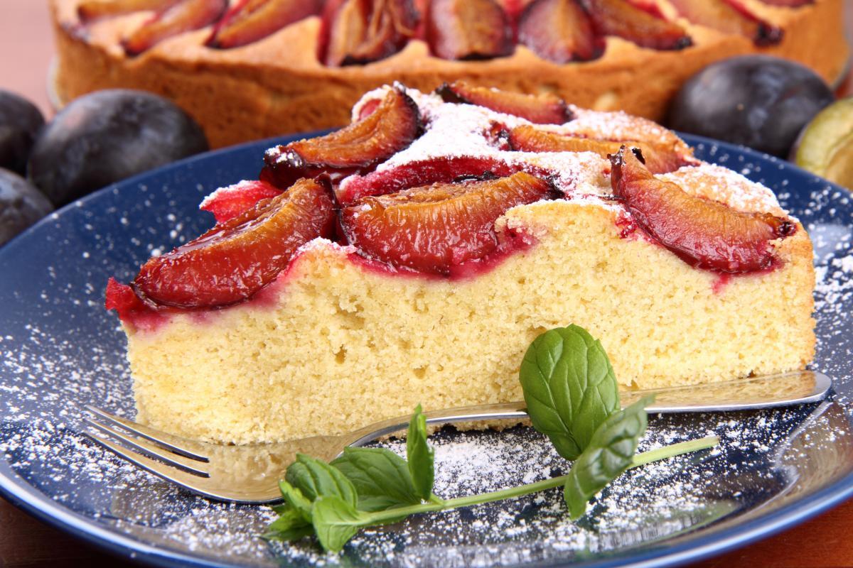 Рецепт клубничного пирога / фото ua.depositphotos.com