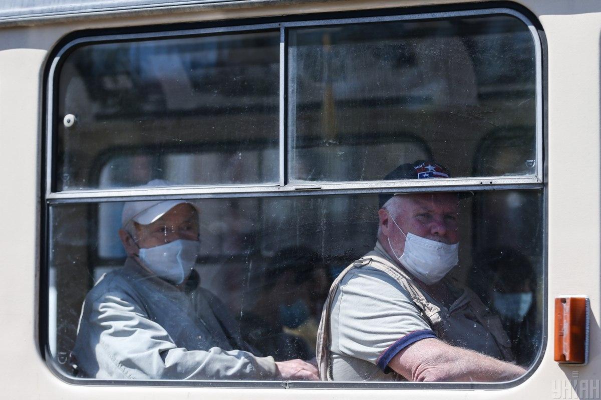 Ситуация с коронавирусом в Украине улучшилась / УНИАН