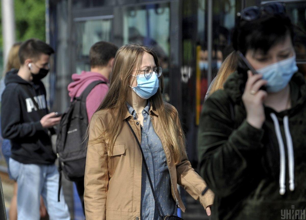 """В Украине уже обнаружили первые случаи заболевания штаммом дельта"""" \ фото УНИАН"""