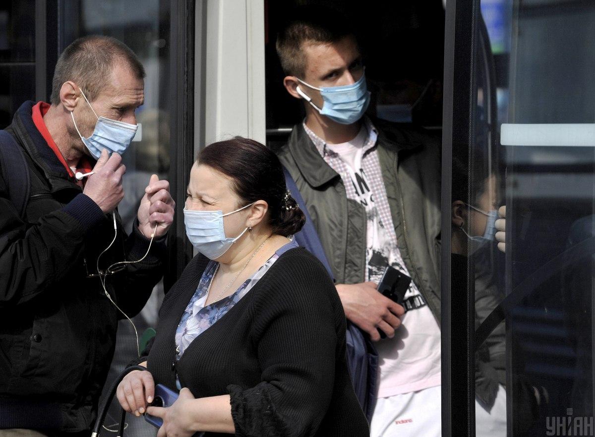 В Украине за сутки значительно увеличилось количество новых больных коронавирусом \ фото УНИАН