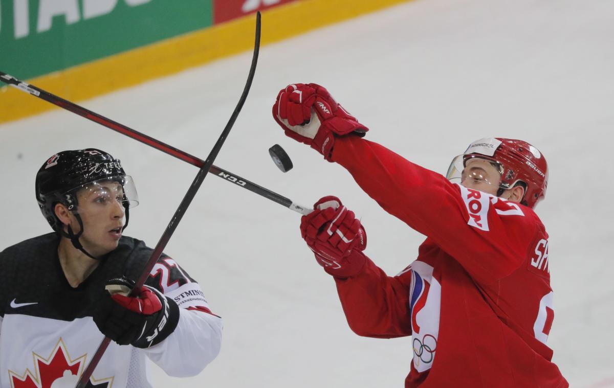 Канадцы выбили россиян / фото REUTERS