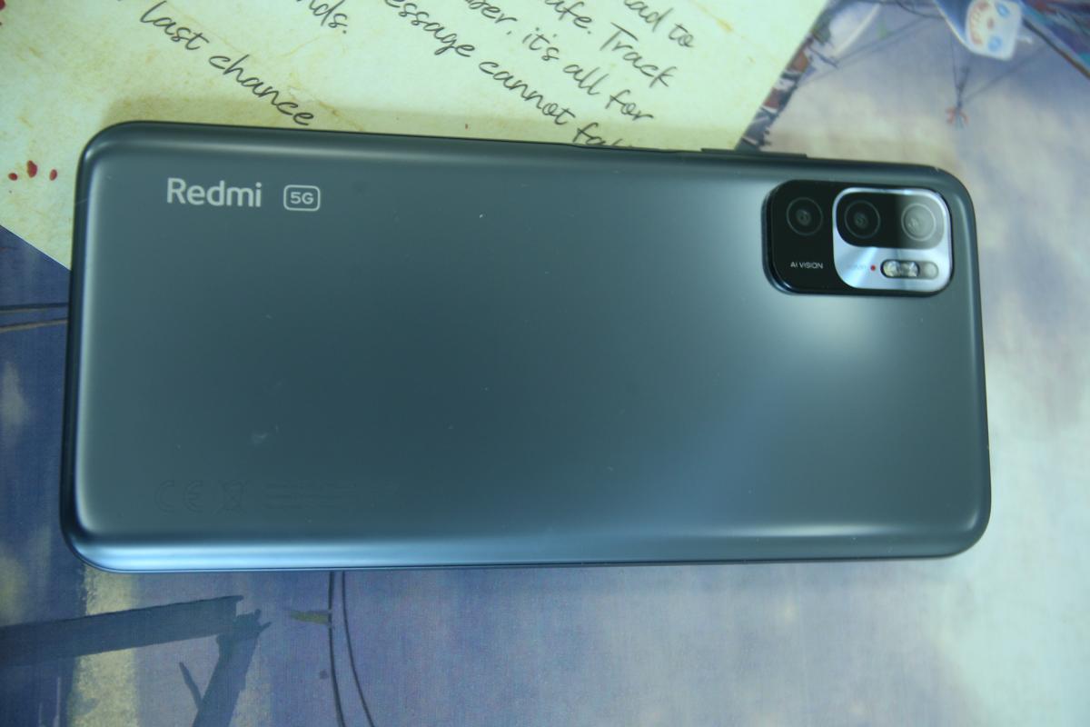 XiaomiRedmi Note 10 5G / фото УНІАН