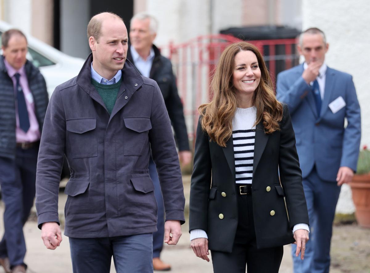 Кейт будет сопровождать Уильяма на церемонии \ фото REUTERS