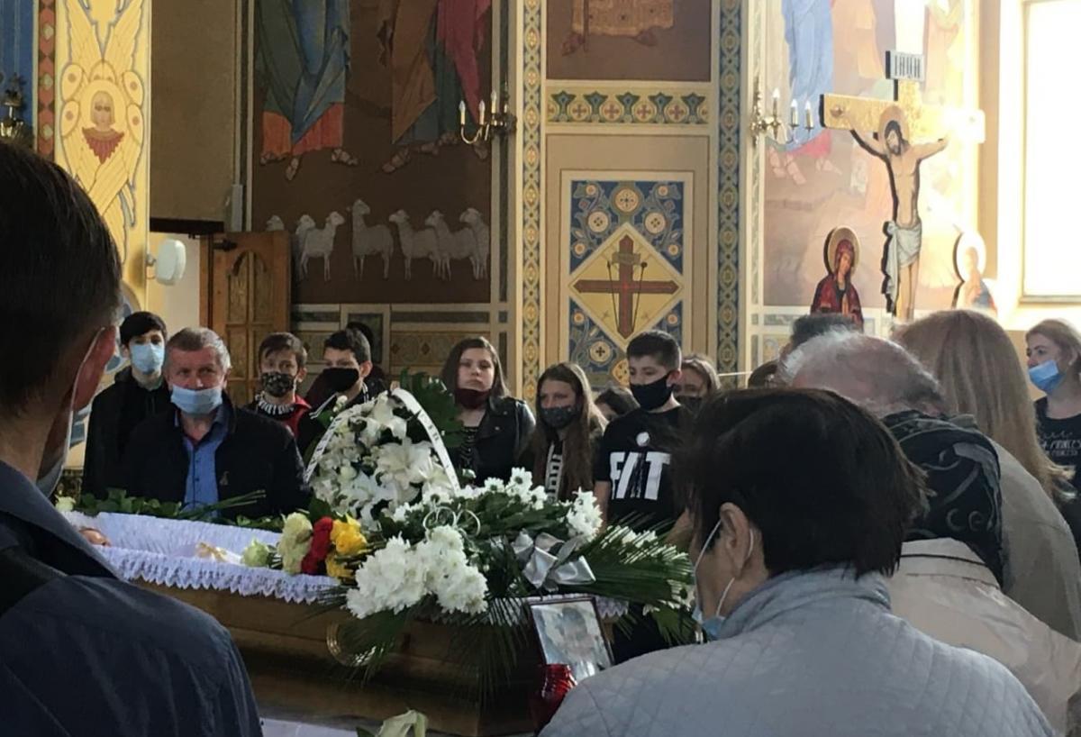 Хлопчик загинув на другий день після свого дня народження / фото Мирослава Бзікадзе