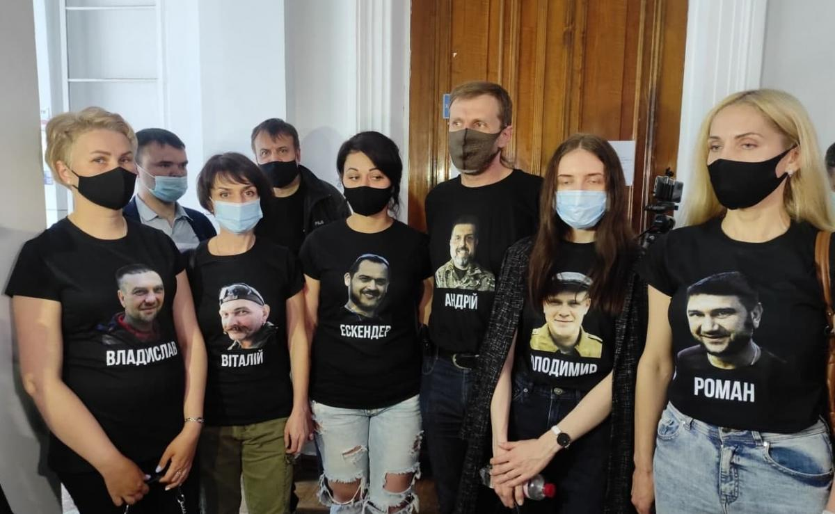 Родные погибших пришли сегодня на заседание суда / фото Александра Швецова