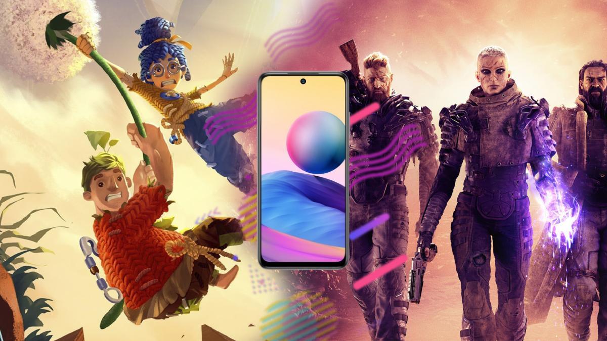 Володарі смартфона XiaomiRedmi Note 10 5G і двох ігор стануть відомі 11 червня / скріншот